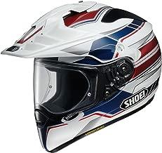 Shoei Hornet X2 Navigate Sports Bike Racing Motorcycle Helmet - TC-2 / Large