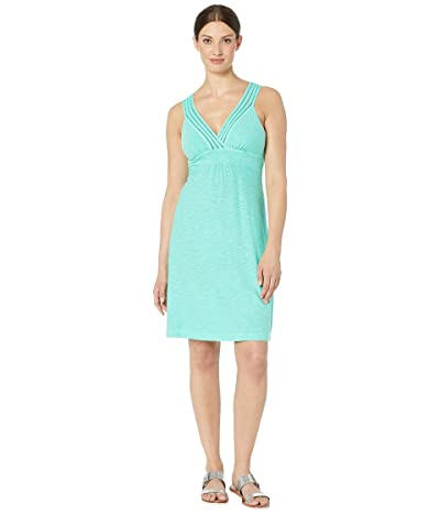 Tommy Bahama Arden Sleeveless Short Sundress (Seaport Teal) Women
