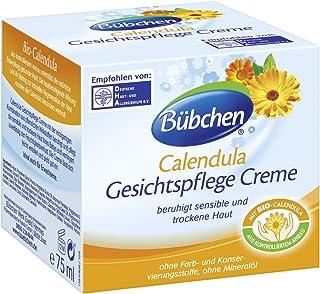 Bübchen Calendula Gesichtspflege Creme, 2er Pack 2 x 75 ml