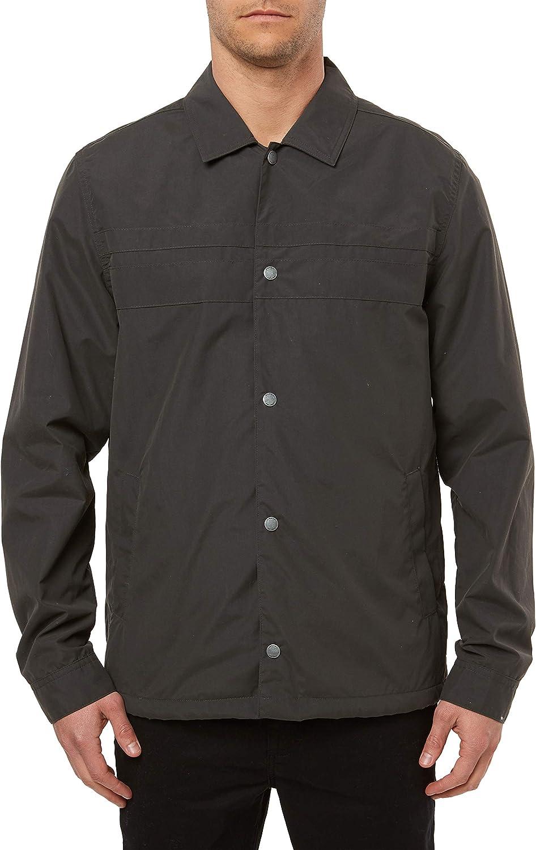 O'NEILL Men's Nylon Coaches Jacket