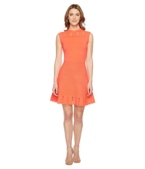 Ted Baker Jacquard Panel Skater Dress at 6pm 5a458233c