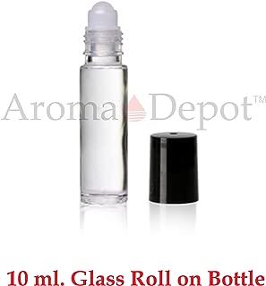 Apple Perfume/Body Oil (7 Sizes) Our Interpretation, Premium Quality Uncut Fragrance Oil Floral scent (1 Bottle 1/3 Roll On (10ml))
