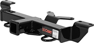 CURT 31024 Front Hitch with 2-Inch Receiver, Fits Select Honda Pilot