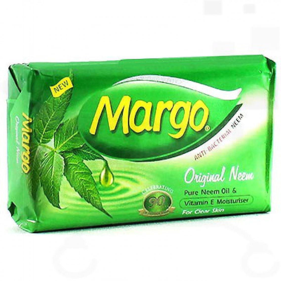 Margo Neem Soap, 100 Gram (100 Gram6PK)