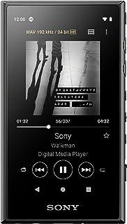 Sony Nw-A105 16 GB Walkman Hi-Res Bärbar Digital Musikspelare med Android 9.0, 3.6 \ Pekskärm, S-Master Hx, DSEE-Hx, Wi-Fi...
