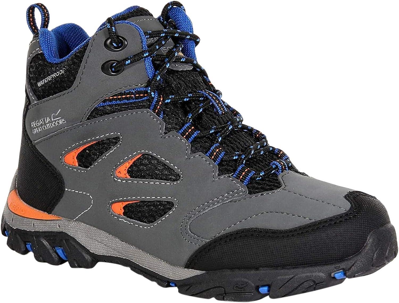 Regatta Unisex Kids High Rise Hiking Boots