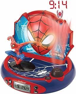 Best spiderman projection alarm clock Reviews