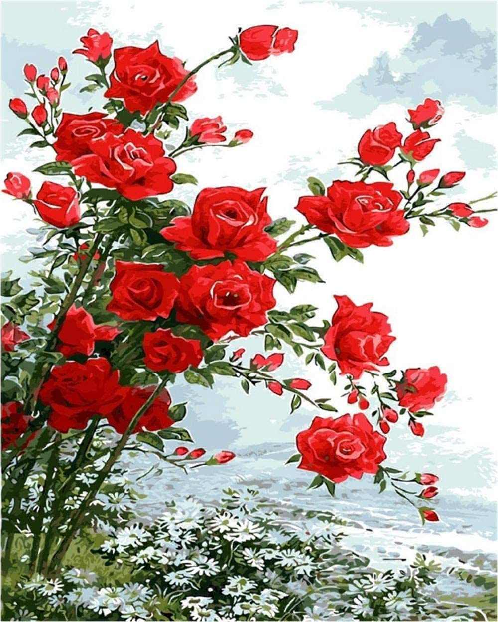 Linen Canvas Paintworks - Digital A Oil Painting for Kits Ranking TOP19 Free shipping New