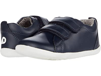 Bobux Kids Step Up Grass Court Waterproof (Infant/Toddler) (Navy 2) Kid