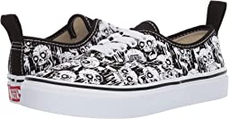 (Glow Skulls) Black/True White