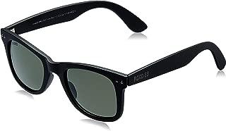 MTV Roadies Unisex Uber Stylish Light Weight Wayfarer with 100% UV Blocking Shatterproof Polycarbonate Lens Sunglasses RD_112