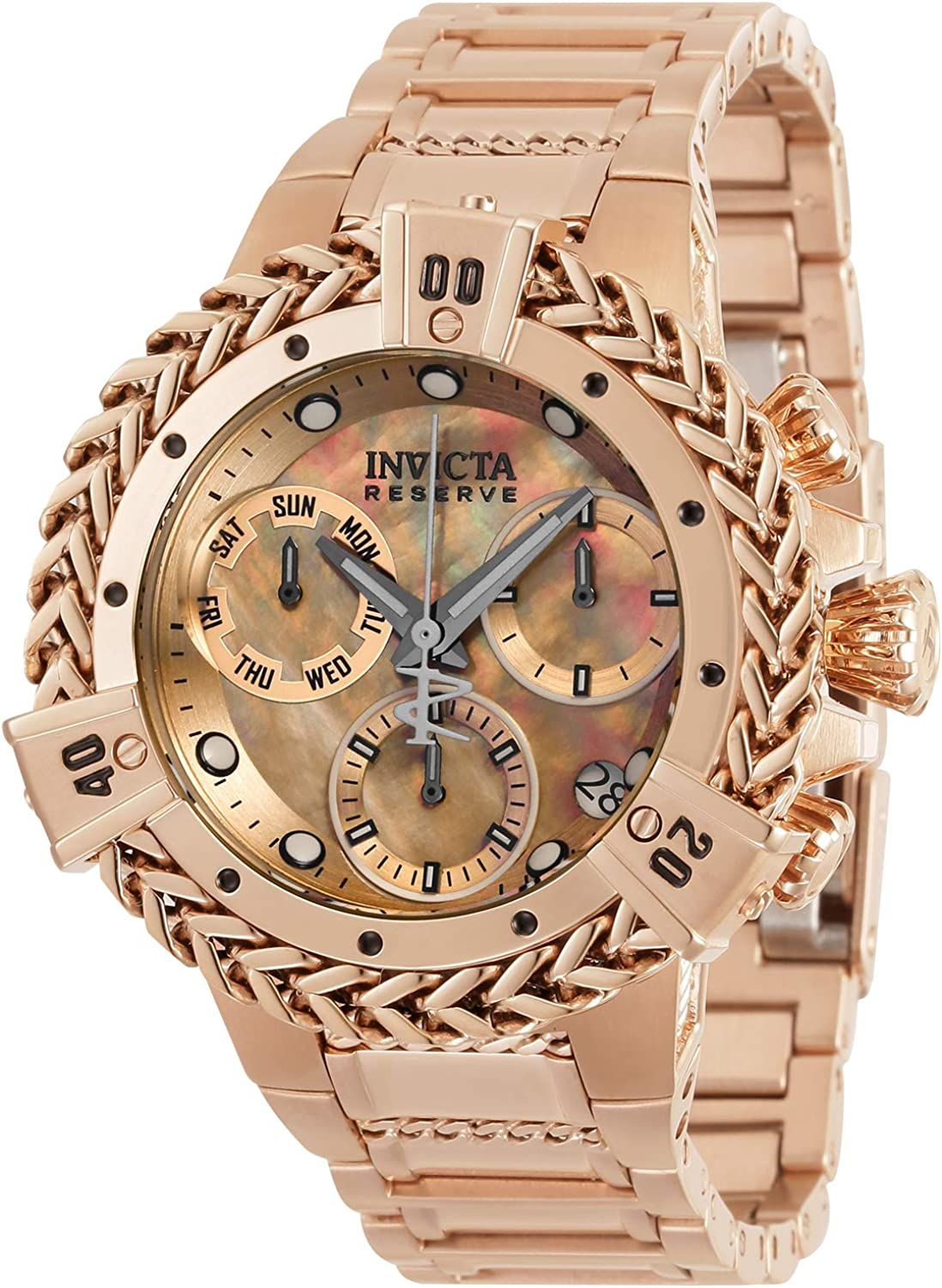 Invicta Women's Reserve ! Super beauty product restock quality top! HERC Quartz Steel S Stainless Watch with Ranking TOP5