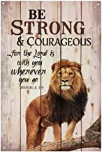 be strong and courageous craft