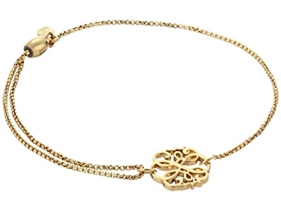 Alex and Ani Precious II Collection Path Of Life Adjustable Bracelet (Gold Plated Finish) Bracelet