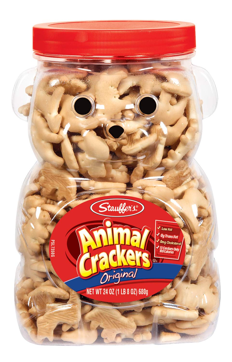 Stauffers Original Animal Crackers 24 Super special low-pricing price Bear Containers Jug oz. 2