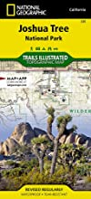 Map: Joshua Tree National Park (National Geographic Trails Illustrated Map (226))