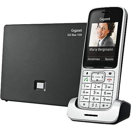 Gigaset Sl450a Go Schnurloses Analog Ip Telefon Mit Elektronik