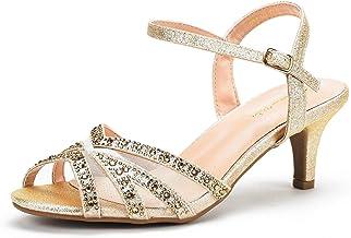 Amazon.com: Size 7.5 Gold Dress Shoes