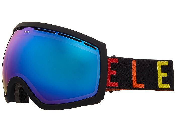 EG2  Shoes (Workmark/Brose Blue Chrome Lens) Goggles
