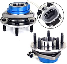 ECCPP Replacement for Premium Wheel Hub Bearing Assembly for 2000 2001 2002 2003 2004 Buick Century Lesabre Park Avenue Regal 5 Lug W/ABS 513121x2