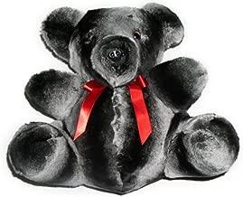 FursNewYork Handmade REX Chinchilla Fur Teddy Bear