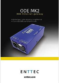 ENTTEC ODE Mk2 1-Port Open DMX Ethernet Gateway