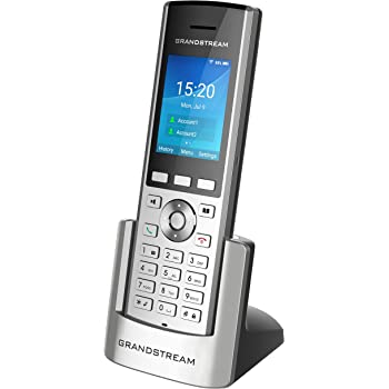 Grandstream WP820 WiFiコードレスIP電話機 AndroidOS [国内正規品]