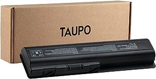 TAUPO New Laptop Battery Compatible with HP 484170-001 484172-001 485041-001 497694-001 498482-001 EV06 HSTNN-CB72 HSTNN-LB72 HSTNN-UB72 KS524AA KS526AA HSTNN-Q34C -[11.1V, 6-Cell]