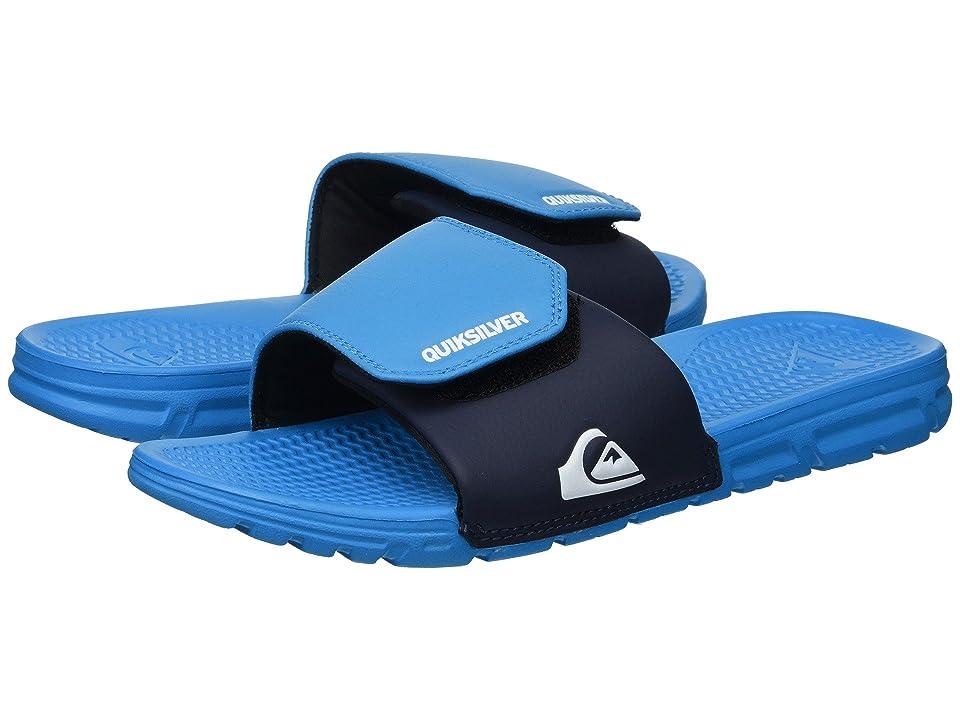 Quiksilver Kids Shoreline Adjust (Toddler/Little Kid/Big Kid) (Blue/Blue/Black) Boys Shoes