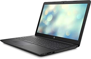 HP 15-DA0070NX Notebook, DOS, Celeron N4000, 15.6 Inch, 500 GB, 4 GB, Black