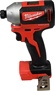 Milwaukee M18 2850-20 18-Volt 1/4-Inch Brushless Impact Driver - Bare Tool