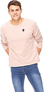 ICONIC Sweat Shirt for Men - Pink