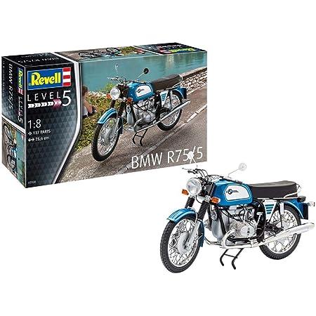 Revell 07938 14 Model Kit Bmw R75 5 Scale 1 8 Level 5 Spielzeug