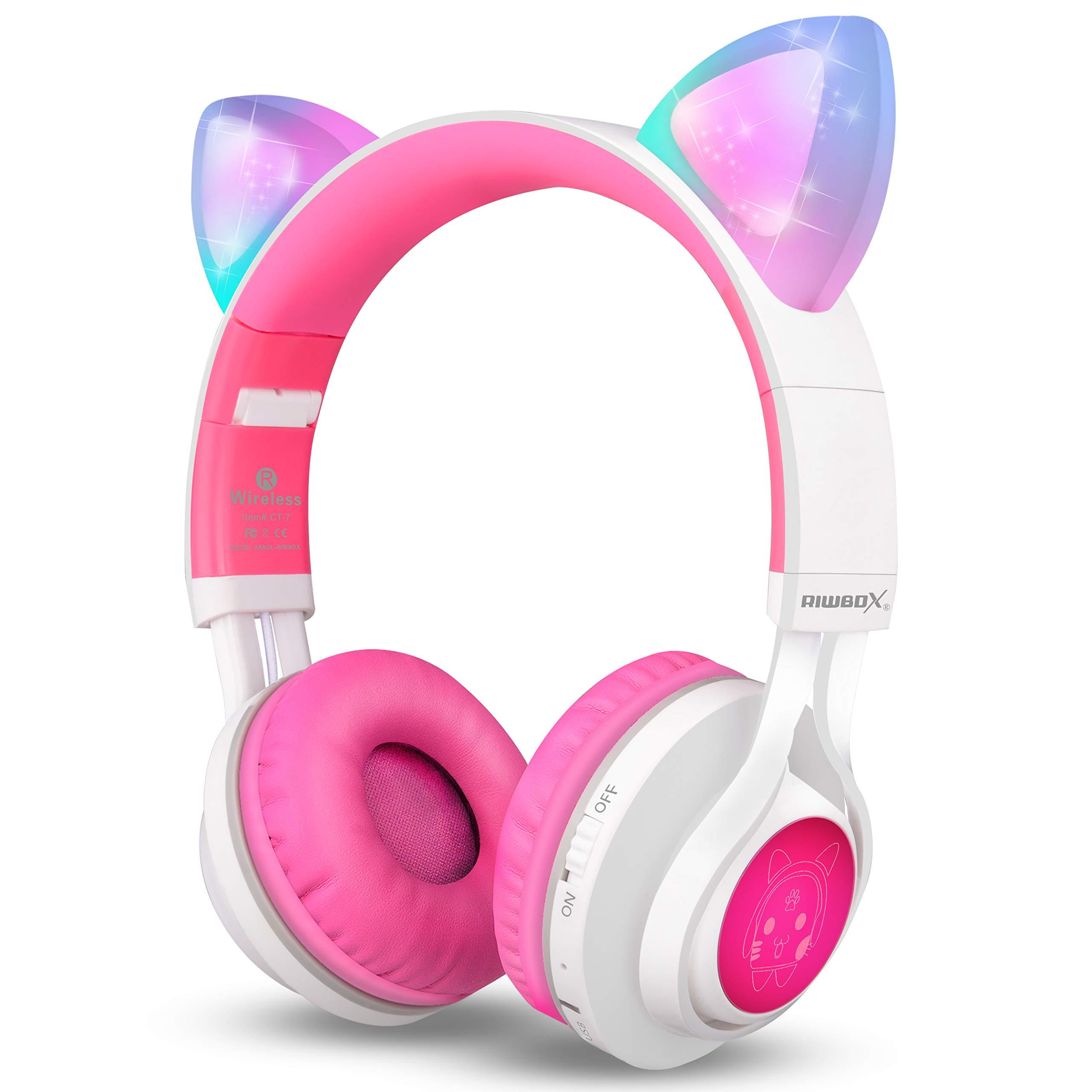 Bluetooth Headphones Riwbox Microphone Smartphones