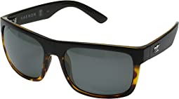 Matte Black/Tortoise/Grey 12 Polarized