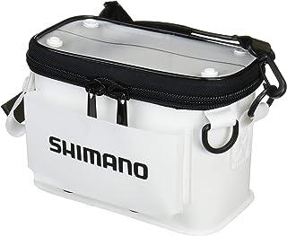 シマノ(SHIMANO) 船縁ポーチ ホワイト BK-031S