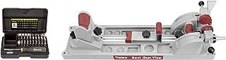 Tipton Best Gun Vise with Free Wheeler Engineering 43-Piece Professional.