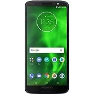 Motorola G6 (XT1925) 32GB GSM Unlocked Android Smartphone (AT&T/T-Mobile/Mint) - Black (Renewed)