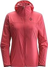 BLACK DIAMOND Women's Alpine Start Hoody Peony Red XS