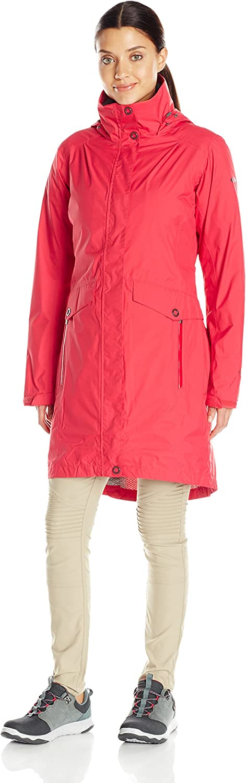 Columbia Women's Evapouration Trench Interchange Jacket