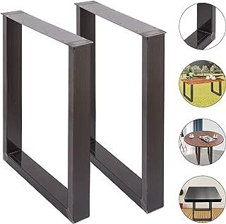 Best u-shaped steel table legs Reviews