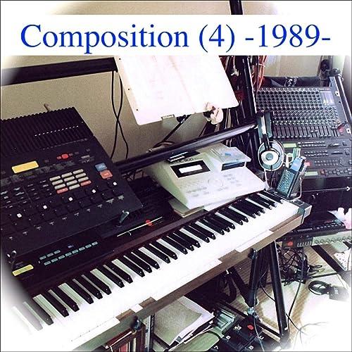Composition (4) - 1989 -