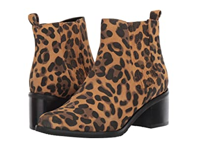 Blondo Elvina Waterproof Bootie (Leopard Suede) Women