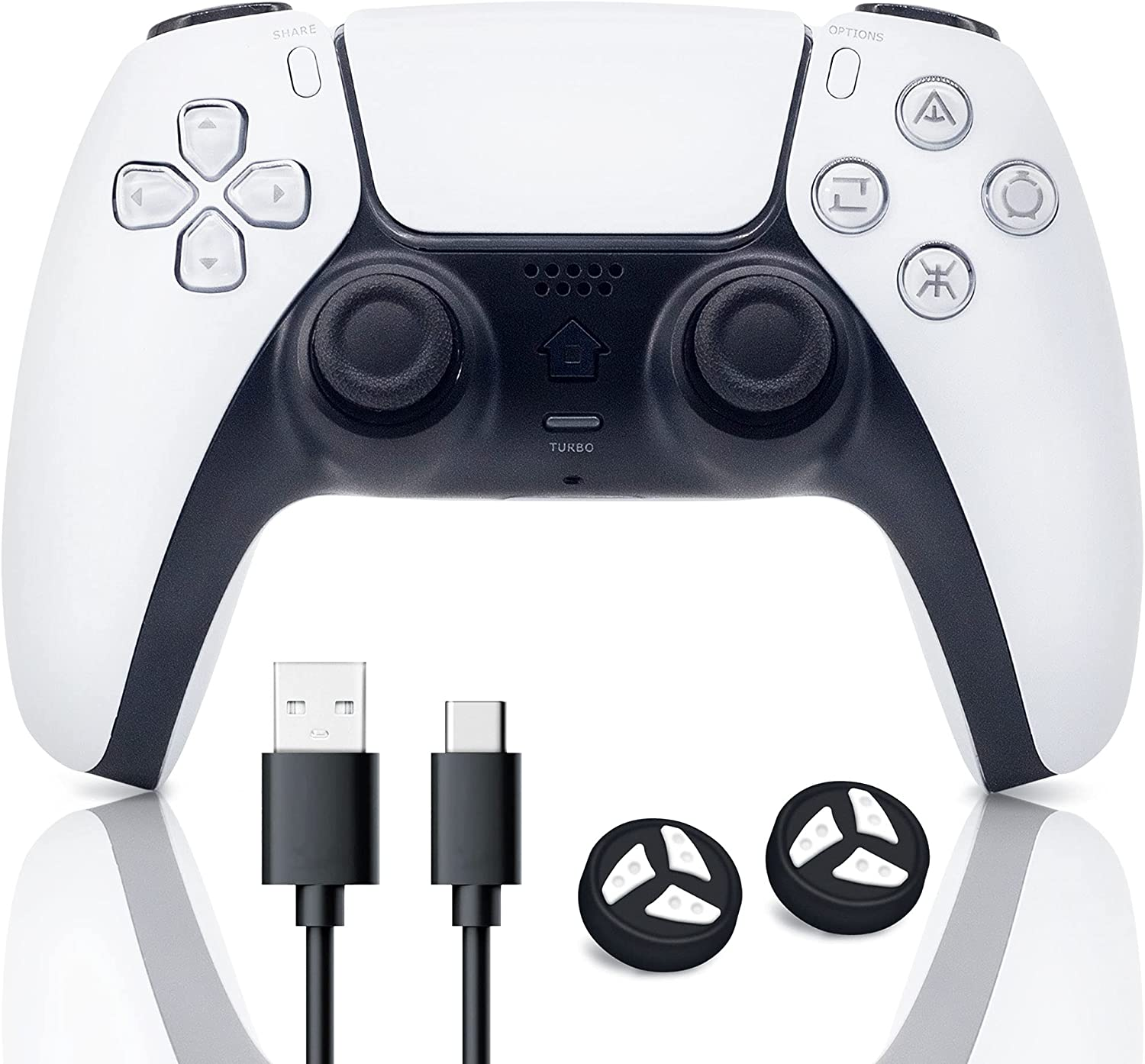 Wireless Controller for PS-4 BRHE Replacement Max 51% OFF Remote Gamepad Ga security