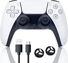 $34 » Wireless Controller for PS4, BRHE Replacement Remote Gamepad Gaming Joystick Dual Shock/Touch Pad/ Built-in Speaker with T...