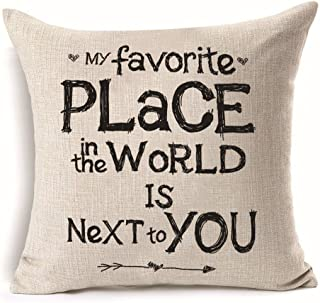love quote pillows