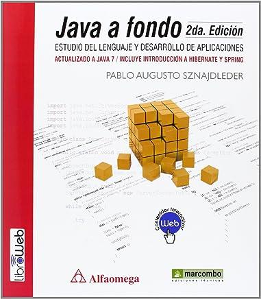 Amazon.es: Libros de Java: Libros