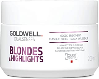 goldwell 60 second treatment blonde