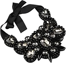 Holylove 2 Color Bling Chocker Women Novelty Necklace 1 PC with Gift Box