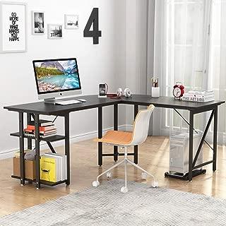 Best large l desk Reviews